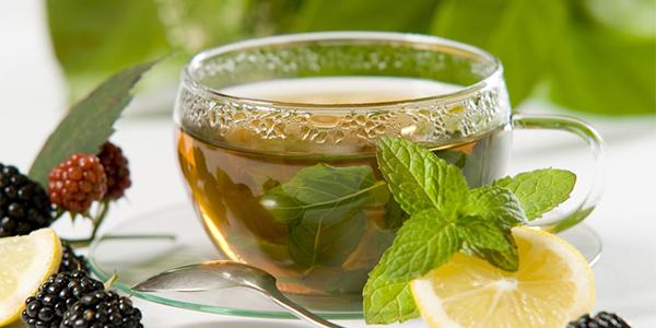Yeşil Çaya Limon Ekleyin!