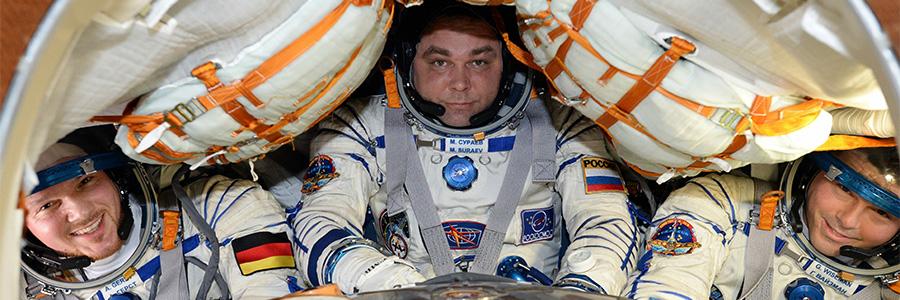Astronotlar Nasıl Kaşınır?