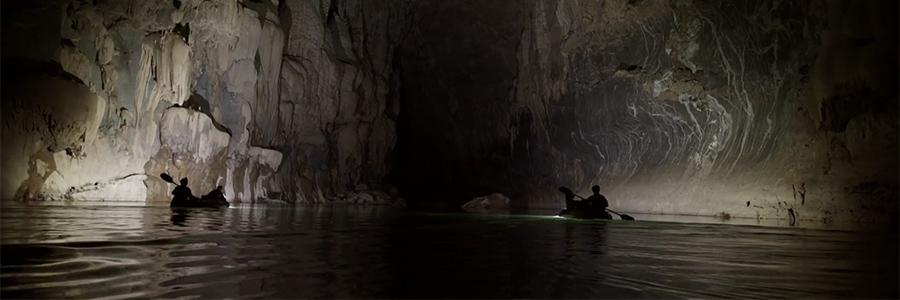 Nehir Mağarasından Enfes Görüntüler