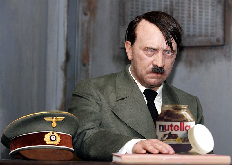 Hitler ve Nutellası