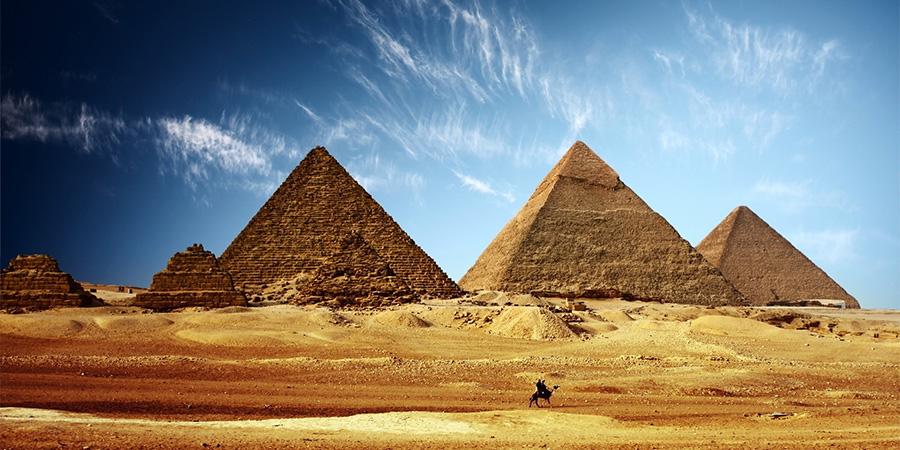 Piramitler nasıl inşa edildi? – 1