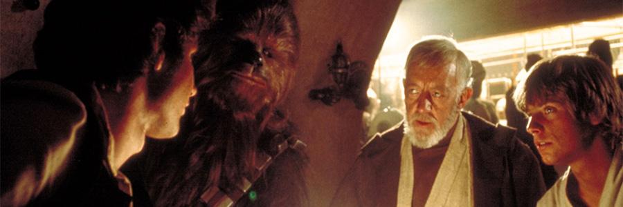 Star Wars Mahkeme Salonunda