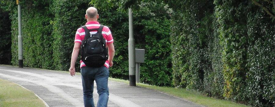 Yürümek de Neredeyse Koşmak Kadar Yararlı