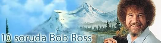 10 soruda Bob Ross