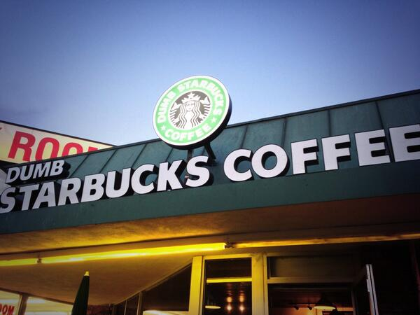 """Dumb Starbucks Coffee"" hikayesi"