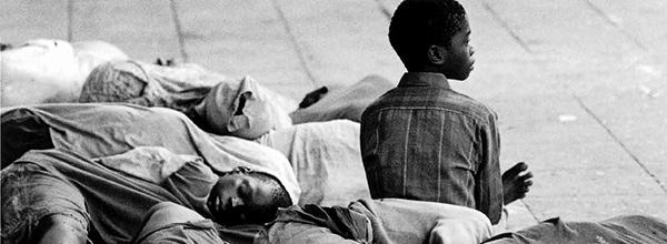 Afrika'da AIDS felaketi
