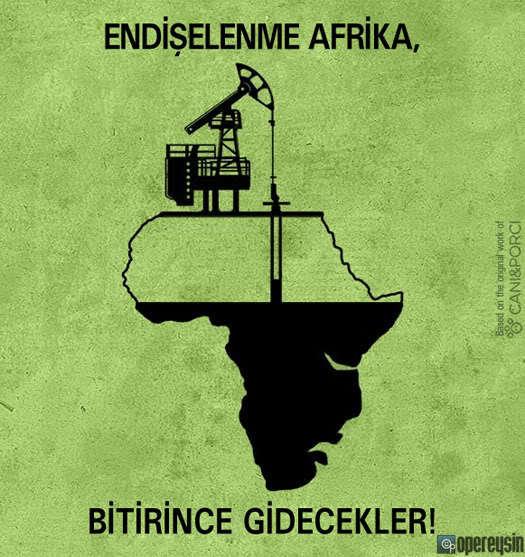 Endişelenme Afrika