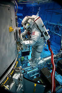 Astronot eğitim