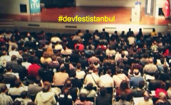 DevFestIstanbul 2013 Günlüğü
