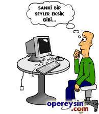 Bilgisayar alırken…