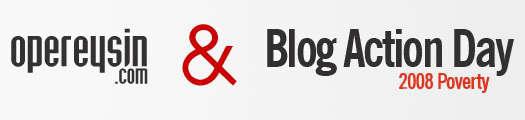 Blog Action Day'i Türkçeye çevirdik