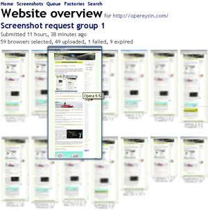 Browser Shot