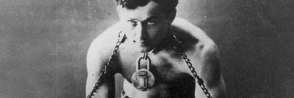 Casus İllüzyonist Harry Houdini