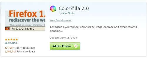 Tasarımcının vazgeçemediği 10 Firefox eklentisi