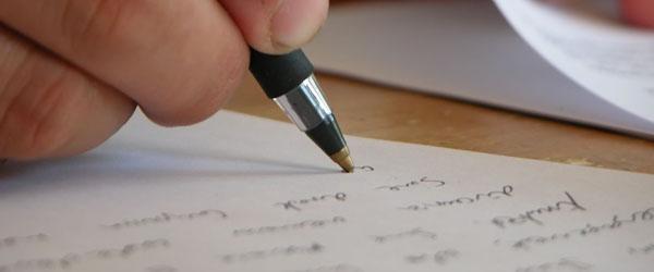 Doktorla görüşmede not defteri etkisi