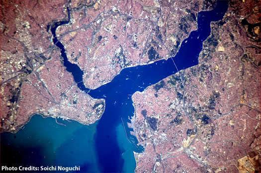 557 yıl sonra İstanbul!