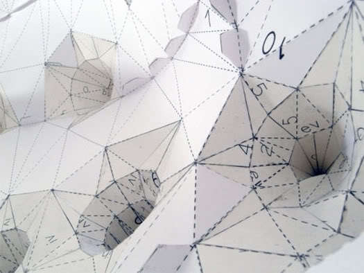 Kağıt sanatından enteresan örnekler