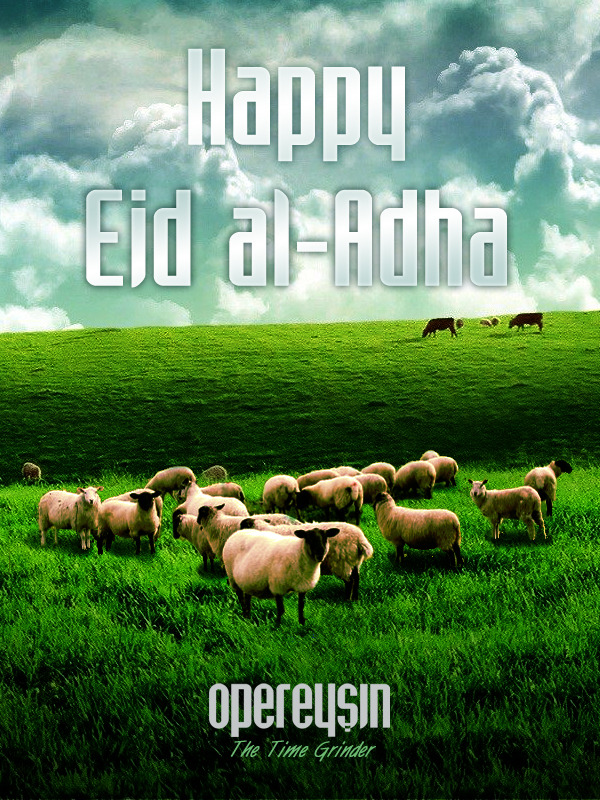 Happy Eid al-Adha!