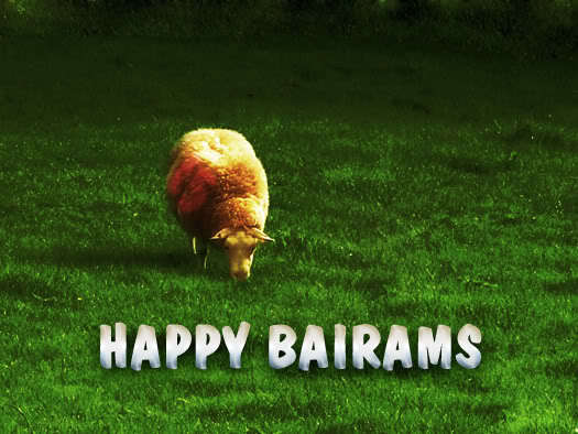 Happy Bairams