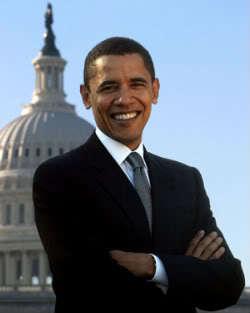 ABD'nin ilk zenci başkanı: Barack Obama