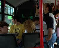Otobüste yer vermeme sanatı