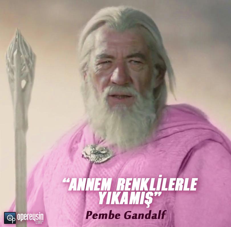 Pembe Gandalf