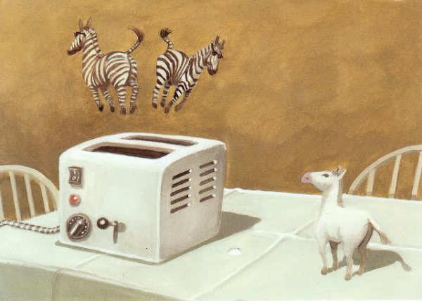 Peter Gut - Zebra