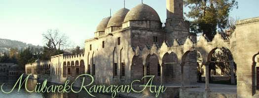 Mübârek Ramazan ayı