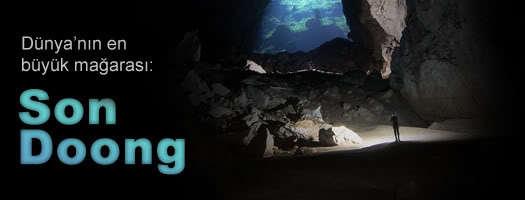 Dünya'nın en büyük mağarası: Son Doong