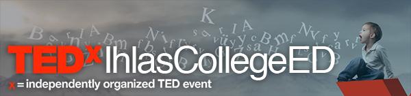 Opereyşın, TEDx Ihlas College ED'de!