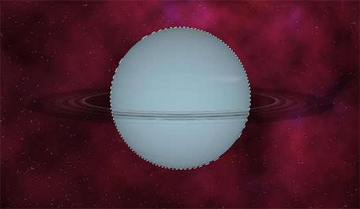 Uzay manzarası yapımı