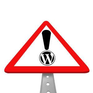 WordPress güvenlik uyarısı!