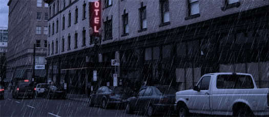 Yağmur efekti