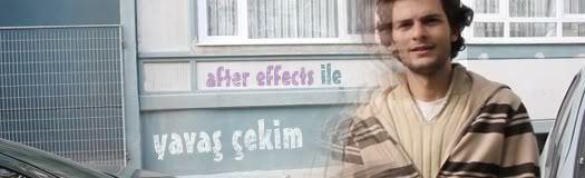 After Effects'le Yavaş Çekim – Videolu Ders