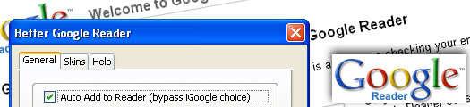 Google Reader'da yazıları yorumlamak